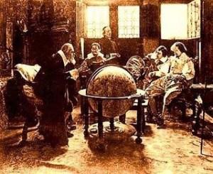 A Inquisição - mulheres e cientistas foram perseguidos, dentre eles Galileu Galilei
