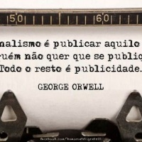 George Orwell,jornalismo e liberdade de expressão