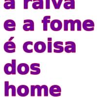"""O RONCO DA CUICA - """"A RAIVA E A FOME É COISA DOS HOME"""" - JOÃO BOSCO"""